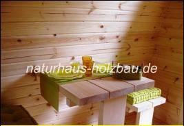 Foto 8 Fass Sauna, Sauna Pod, Saunafass, Gartensauna, Saunapod, Fasssauna