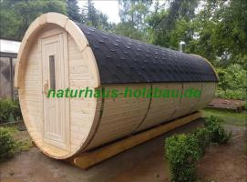 Foto 2 Fasssauna, Sauna Pod, Saunafass, Fass Sauna, Gartensauna, Saunahaus, Saunakota, Saunapod