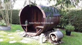 Foto 9 Fasssauna, Sauna Pod, Saunafass, Fass Sauna, Gartensauna, Saunahaus, Saunakota, Saunapod