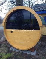 Foto 14 Fasssauna, Sauna Pod, Saunafass, Fass Sauna, Gartensauna, Saunahaus, Saunakota, Saunapod