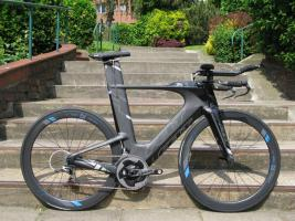 Felt IA 3 Carbon Zeit - Triathlonfahrrad 56 cm