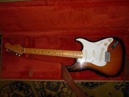 Fender Stratocaster USA 40th Anniversary Vintage 57 Strat
