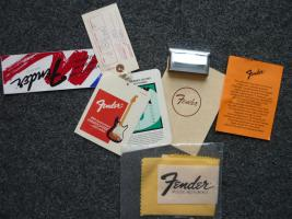 Foto 3 Fender Stratocaster USA 40th Anniversary Vintage 57 Strat
