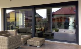 Fenster direct vom Hersteller (Kunststoff, Aluminium) - deutsche Profile
