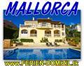 Ferien-Villa MALLORCA Alcudia – Pool Meerblick