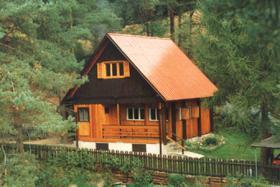 Foto 2 Ferienhaus für 5 Personen in der Böhmischen Schweiz
