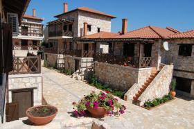 Ferienhaus in Chalkidiki Griechenland Steinhaus Menia