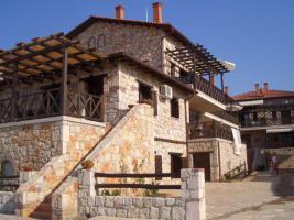 Foto 2 Ferienhaus in Chalkidiki Griechenland Steinhaus Menia