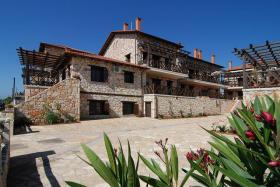 Foto 7 Ferienhaus in Chalkidiki Griechenland Steinhaus Menia
