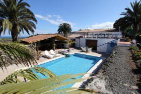 Ferienhaus Finca Fernandel auf der Kanaren Insel Teneriffa