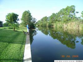 Foto 3 Ferienhaus in Florida, am Kanal, 20 Minuten vom Strand entfernt