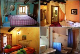 Foto 5 Ferienhaus Italien - für 8,12,16,20 Personen mit Pool und Panoramablick