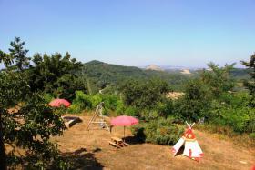Foto 13 Ferienhaus Italien - für 8,12,16,20 Personen mit Pool und Panoramablick
