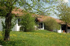 Ferienhaus in Lechbruck am See, im Allgäuer Feriendorf ''Hochbergle''.