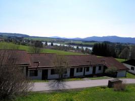 Foto 8 Ferienhaus in Lechbruck am See, im Allgäuer Feriendorf ''Hochbergle''.