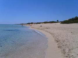 Foto 16 Ferienhaus am Meer,400 m zum traumhaften Sandstrand, Süditalien, Apulien