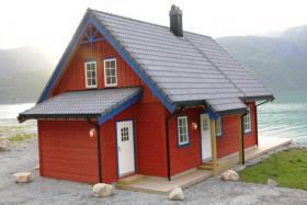 Foto 3 Ferienhaus in Norwegen mit Motorboot