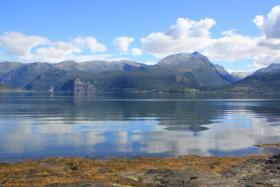 Foto 8 Ferienhaus in Norwegen mit Motorboot