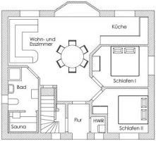 Foto 4 Ferienhaus am OSTSEE-STRAND für 2-10 Pers. buchbar ab € 52, -