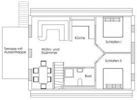 Foto 5 Ferienhaus am OSTSEE-STRAND für 2-10 Pers. buchbar ab € 52, -