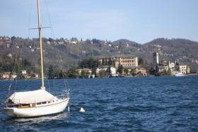 Ferienhaus am Ortasee