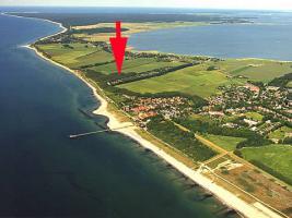 Luftbild Lage Ferienhaus