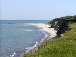 Ahrenshooper Steilküste