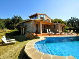 Ferienhaus mit Pool in Cala Ratjada, Mallorca zu vermieten, ab 99 EUR / Tag