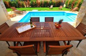 Foto 2 Ferienhaus mit Pool fur 6+2 Personen RABATT FUR SOMMER 2012