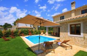 Foto 5 Ferienhaus mit Pool fur 6+2 Personen RABATT FUR SOMMER 2012