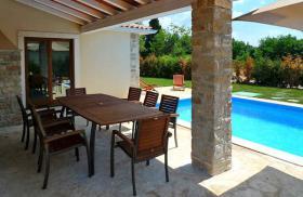 Foto 23 Ferienhaus mit Pool fur 6+2 Personen RABATT FUR SOMMER 2012