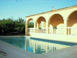 Ferienhaus in der Provence mit Pool bei St. Remy de Provence