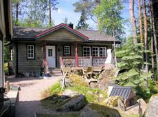 Foto 2 Ferienhaus mit Seeblick in Mittelschweden