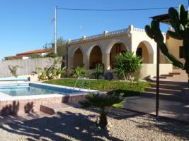 Ferienhaus/Villa/Finca mit Pool günstig zu vermieten COSTA CALIDA/MURCIA