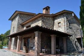 Ferienhaus mit privaten Pool in der Toskana