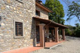 Foto 2 Ferienhaus mit privaten Pool in der Toskana