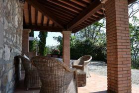 Foto 3 Ferienhaus mit privaten Pool in der Toskana