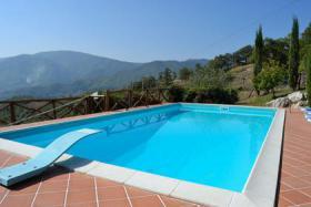 Foto 7 Ferienhaus mit privaten Pool in der Toskana
