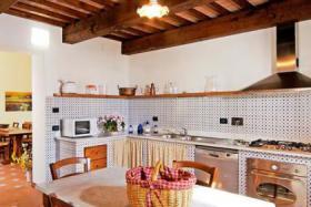 Foto 12 Ferienhaus mit privaten Pool in der Toskana