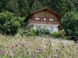 Ferienhaus in der schönen Schweiz im Skigebiet/Kinderfreundlich