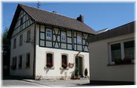 Ferienhaus im weißen Lamm in Friesenhausen