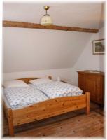 Schlafzimmer in FEWO ''Mondschaf''