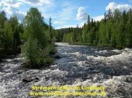 Foto 3 Ferienhaus, Blockhütte mit Kamin und Sauna in Lappland/Schweden