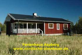 Ferienhaus, Ferienhäuser, Blockhütte in Lappland/Schweden