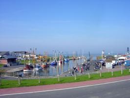 Foto 11 Ferienhaus - Pfau  Urlaub mit Hund an der Nordsee ! nur 400m zum Deich ! 4 Personen ! W-Lan & Telefon inkl.