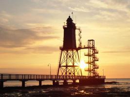 Foto 12 Ferienhaus - Pfau  Urlaub mit Hund an der Nordsee ! nur 400m zum Deich ! 4 Personen ! W-Lan & Telefon inkl.