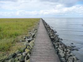 Foto 14 Ferienhaus - Pfau  Urlaub mit Hund an der Nordsee ! nur 400m zum Deich ! 4 Personen ! W-Lan & Telefon inkl.