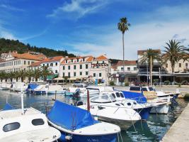 Foto 10 Ferienwohnung bis 3 Personen auf der Insel Korcula in Vela Luka direkt am Meer