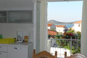 Foto 3 Ferienwohnung 4+1 mit Blick aufs Meer, Vodice / Kroatien