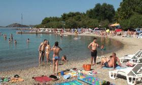 Foto 15 Ferienwohnung 4+1 mit Blick aufs Meer, Vodice / Kroatien